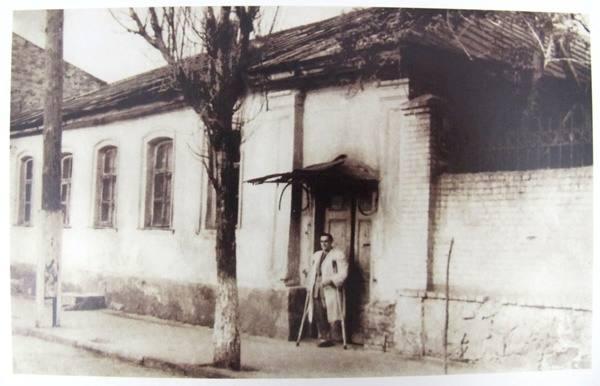 Єлисаветградське коло Арсенія Тарковського